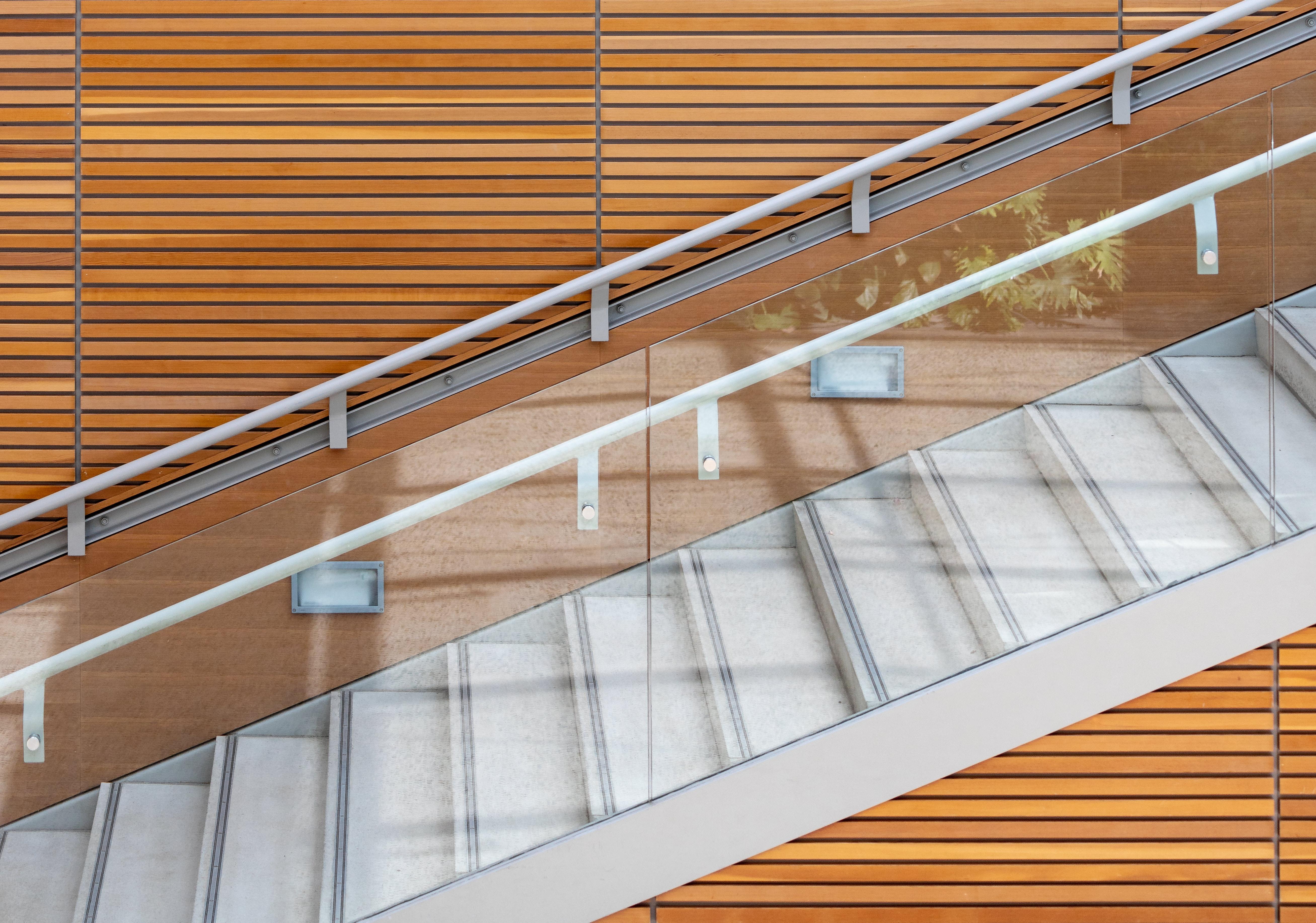 Sklo budú vaše schody zaručene milovať.