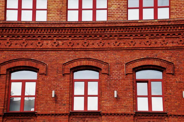 budova z cihel
