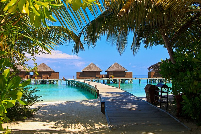 Doprajte si exotickú dovolenku
